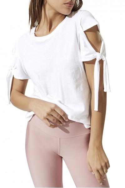 LNA - Women's  Val Tee - White