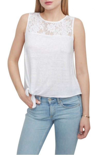 Generation Love - Women's Nadine Lace - White