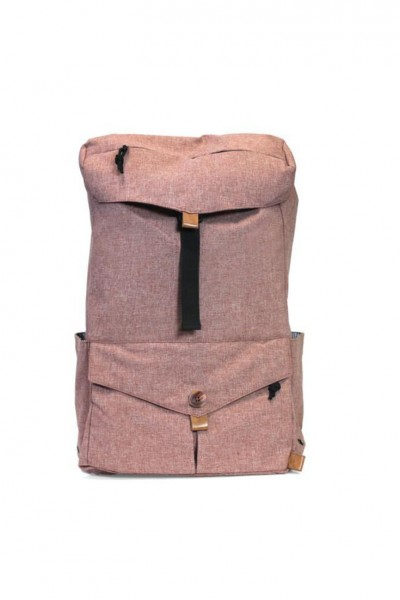 PKG - Drawstring Backpack - Red Ochre