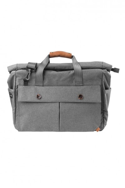 PKG - Rolltop Duffle - Light Grey