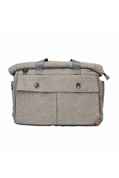 PKG - Rolltop Duffle - Chocolate Chip