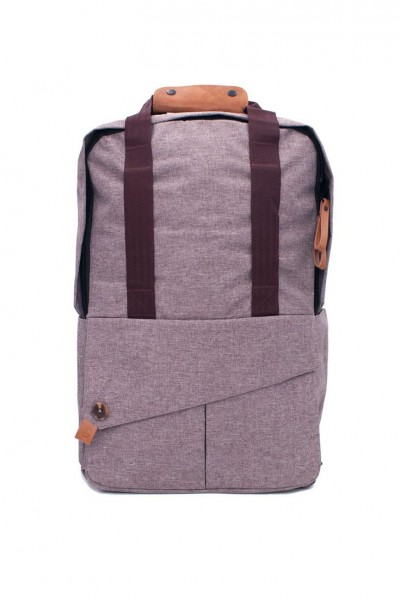 PKG - Tote BackPack - Maroon