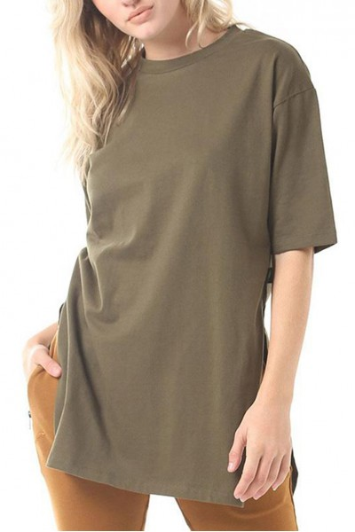 Publish Brand - Women's Lolita Knit Shirt - Olive