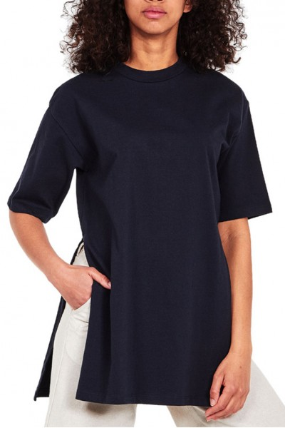 Publish Brand - Women's Lolita Knit Shirt - Navy