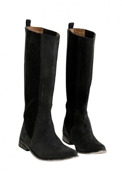 One Teaspoon - Women's Rocky Mountain Boot - Black