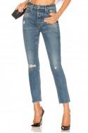 GRLFRND - Women's Karolina High-Rise Skinny Jean - Sixpence