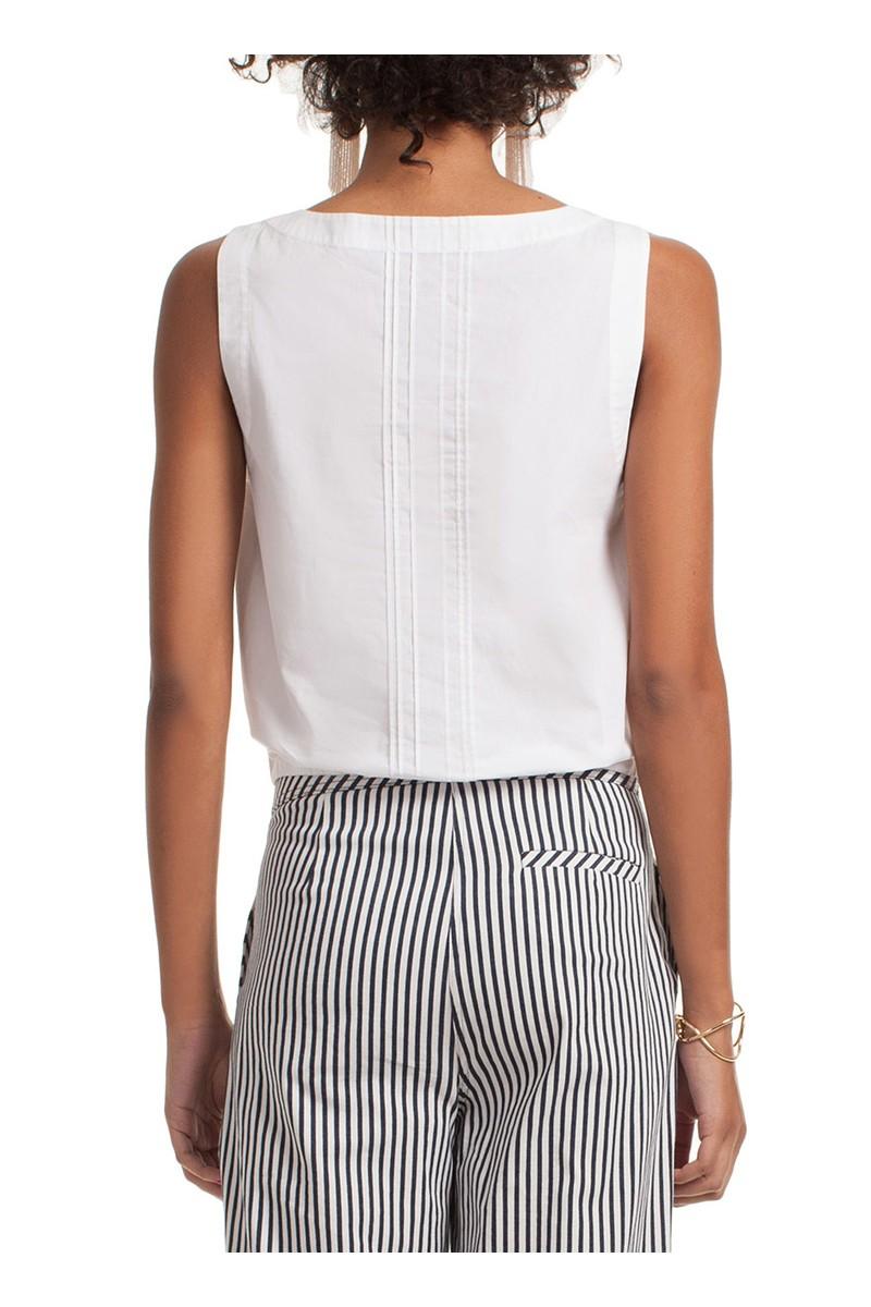 Trina Turk - Women's Whittier Top - White