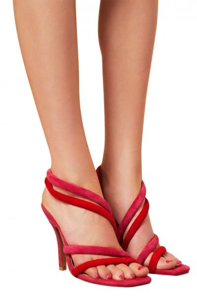 Jaggar - Women's Sway Suede Shoe - Magenta
