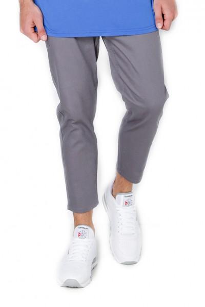 Publish Brand - Men's Classic 5 Pocket Ankle Pant - Grey