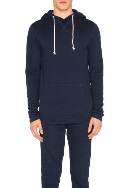 Publish Brand - Men's Palo Pullover Hoodie - Dark Indigo