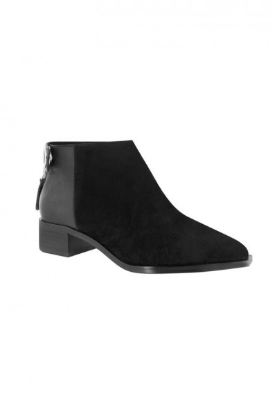 Senso - Women's Lulu II Boots Black Ebony - Ebony