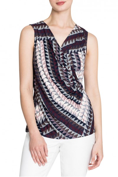 Nic+Zoe - Women's Elegant Edit Tank - Multi