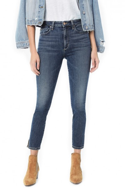Joe's - Women's Charlie High Rise Skinny Crop Jean - Zaria