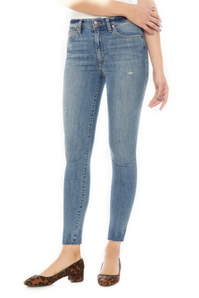 Joe's - Women's Charlie High Rise Ankle Jean - Ridley
