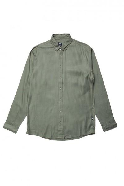 Publish Brand - Men's Zayne Shirt - Olive