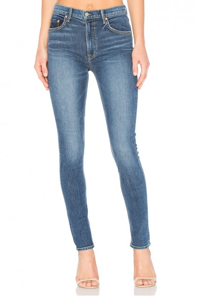 Grlfrnd - Women's Kendall Super Stretch High Rise Skinny Jean - No More Tears