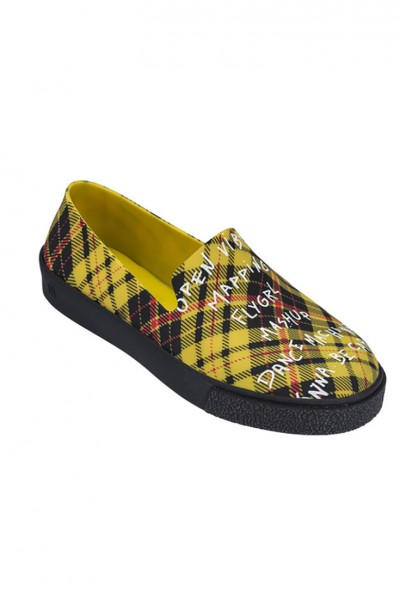 Melissa - Women's Ground AD - Yellow Black
