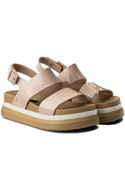 Melissa - Women's Cosmic Sandal II AD - Beige White Pink
