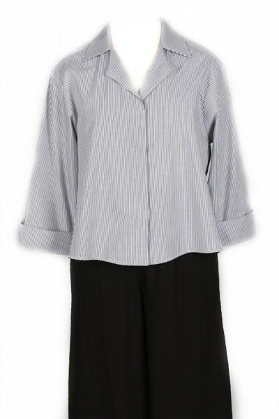 Planet - Women's Mini Man Shirt - Stripe