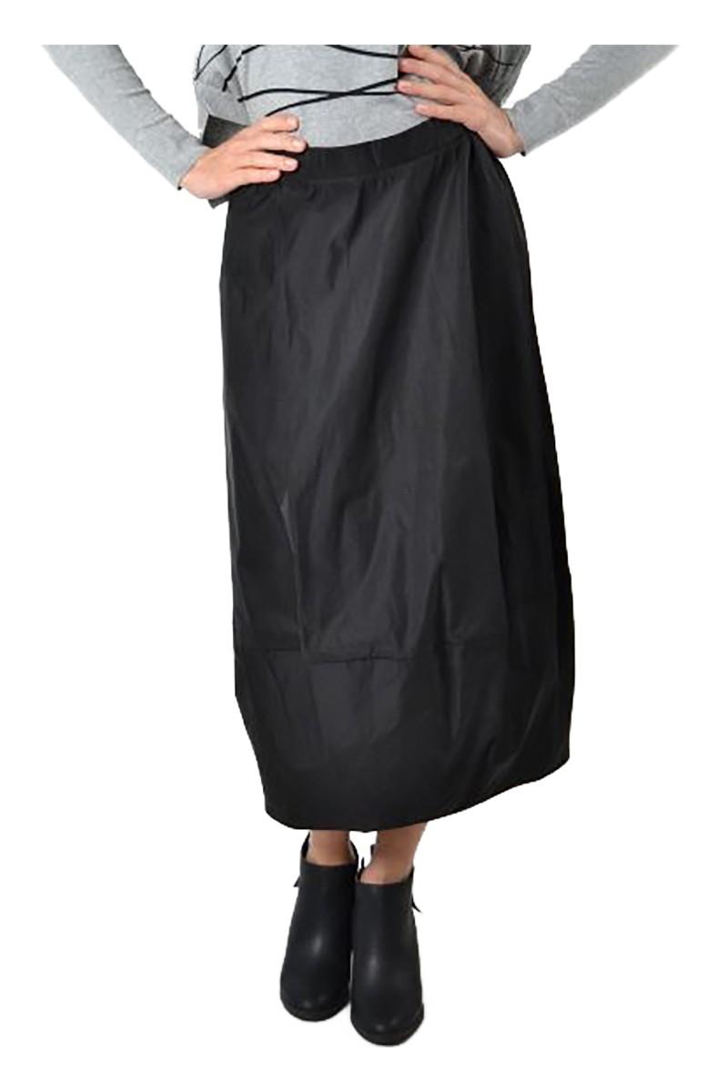 Planet - Women's Puff Skirt - Black
