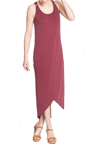 Nic+Zoe - Women's Boardwalk Dress - Washed Raisin