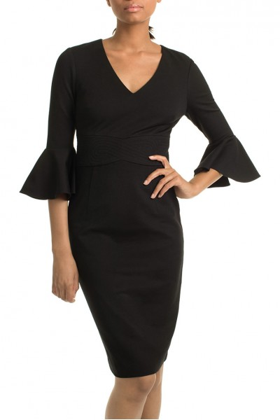 Trina Turk - Women's Begonia Dress - Black