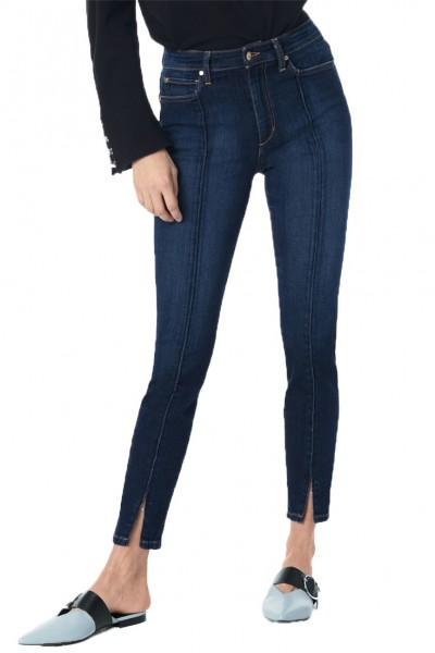 Joe's - Women's Charlie Split Hem Ankle Skinny Jeans - Landry