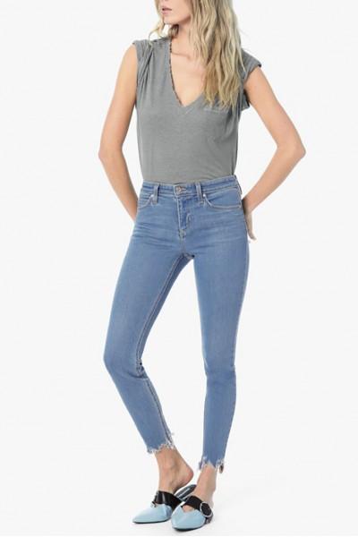 Joe's - Women's Mid Rise Skinny Crop Jean - Henson