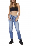 Pistola - Women's Charlie High Rise Straight Leg Jean - So Smooth