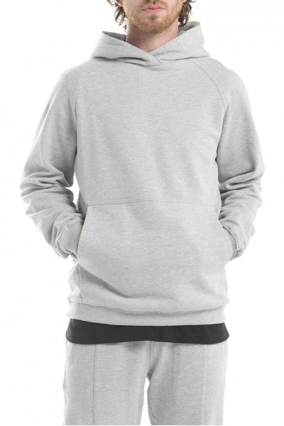 Publish - Men's Leigh Long Sleeve Hoodie - Heather