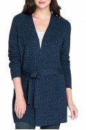 Nic+Zoe - Women's Buttoned Up Cardy - Mineral