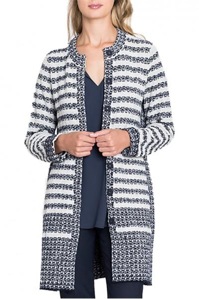 Nic+Zoe - Women's Stripe it Up Jacket - Multi