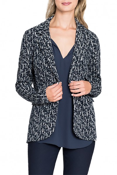 Nic+Zoe - Women's On The Go Jacket - Multi