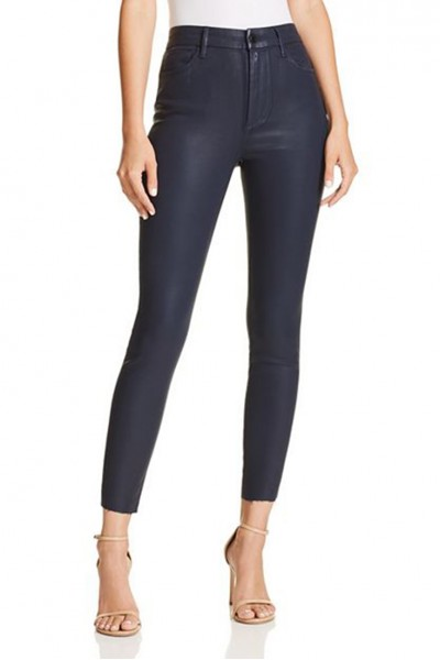 Joe's - Women's Charlie High Rise Skinny Jean - Sky Captain