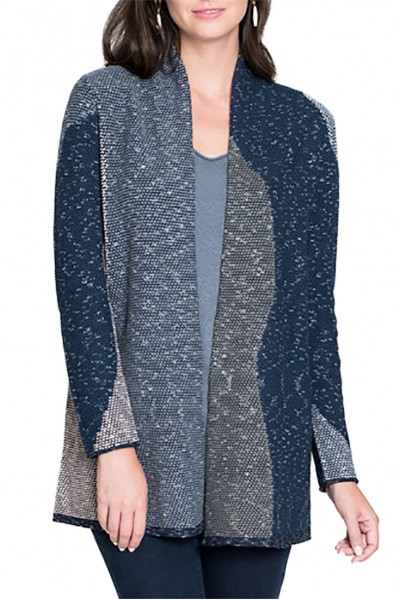 Nic+Zoe - Women's Out of Office Cardy - Multi