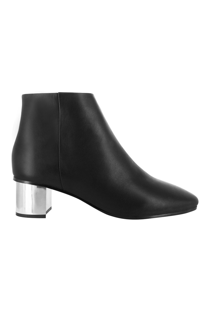 Senso - Women's Erik Calf Boots - Ebony