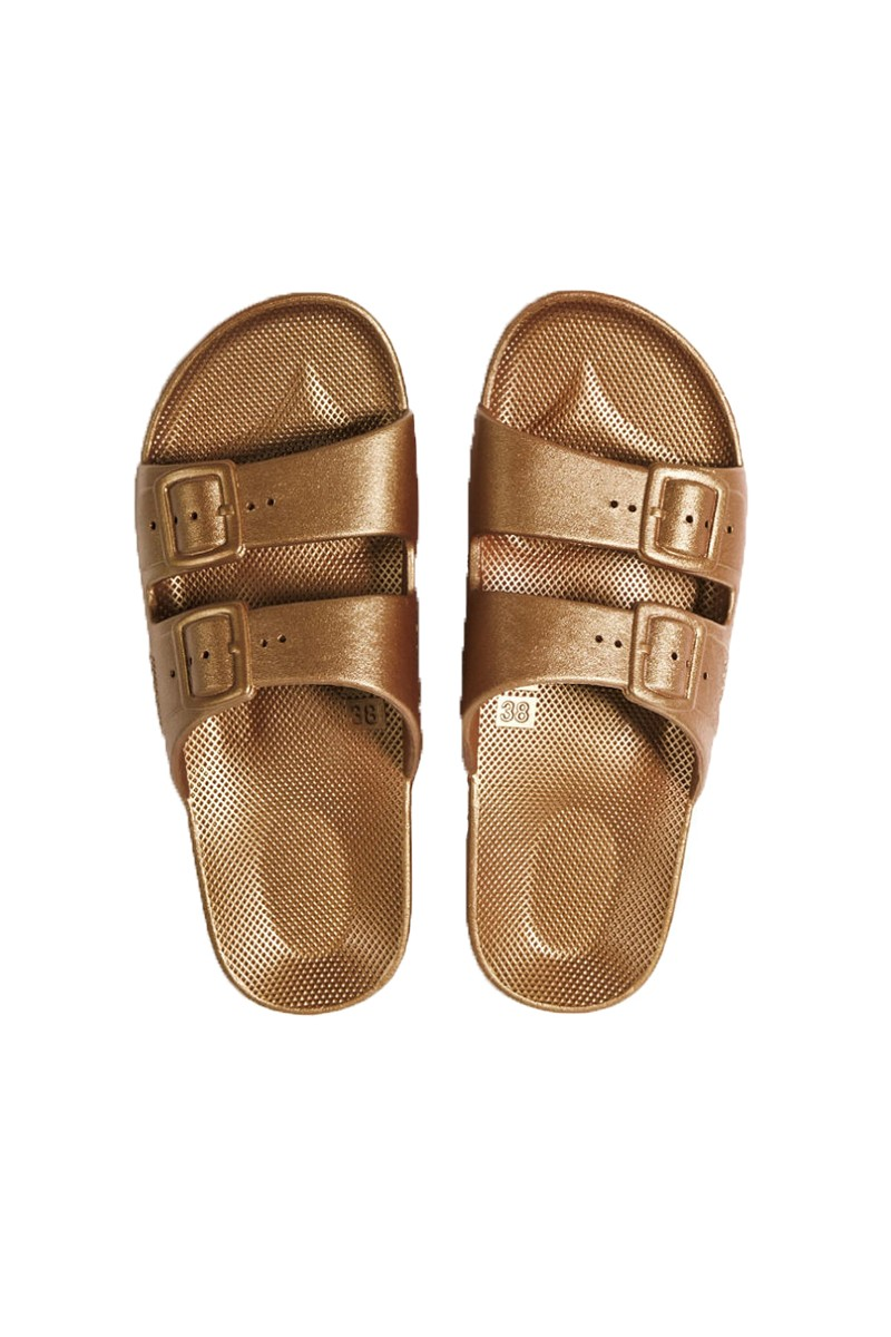 0490eb537fe9 Moses - Freedom Sandals - Copper