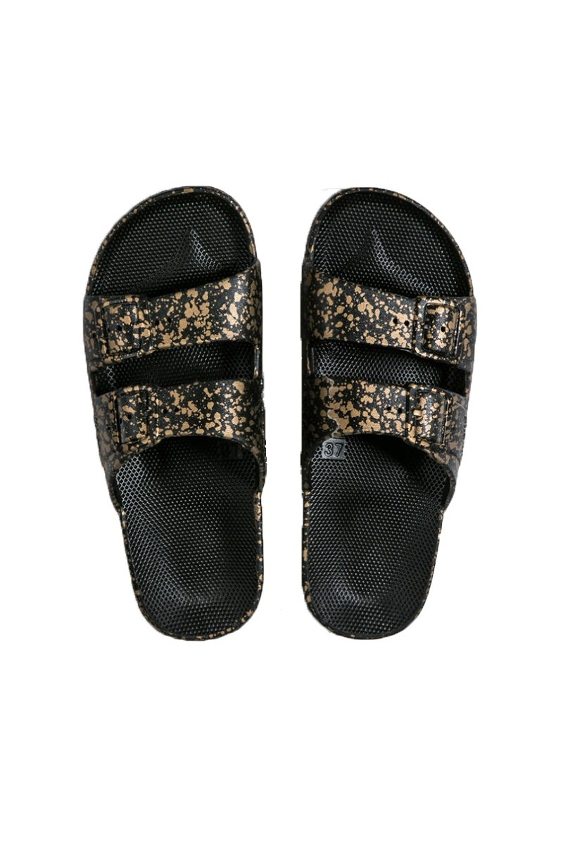 Moses - Freedom Slippers - Goldust