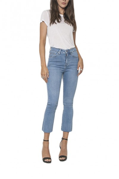 Neon Blonde - Women's Bombshell Fluted Jean - Bay City Blues