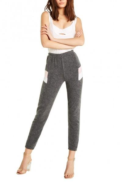Wildfox - Women's Sport Knox Pants - Clean Black