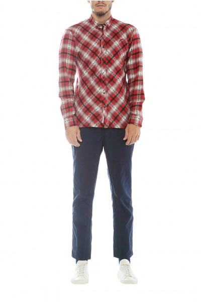 Publish Brand - Men's Eldred Shirt - Red