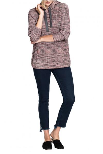 Nic+Zoe - Women's Breathe Easy Knit Top - Multi