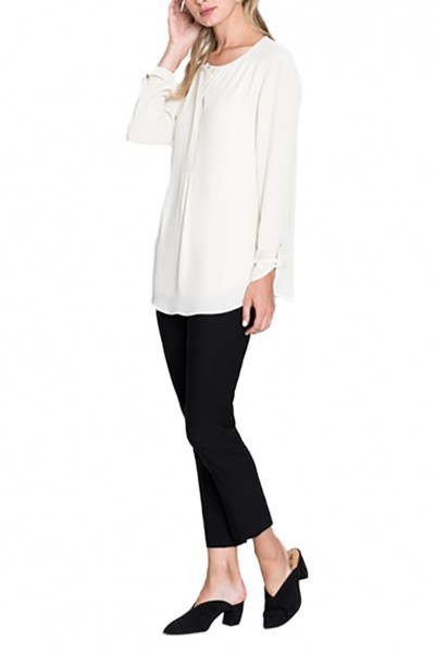 Nic+Zoe - Women's All Purpose Top - Creme Brulee
