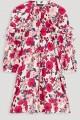 Tara Jarmon - Women's Floral Print Dress - Azalee