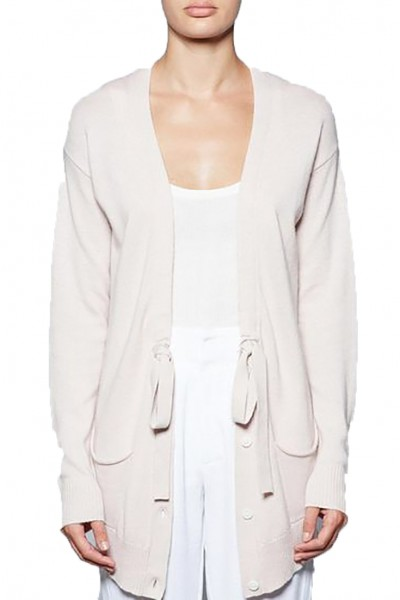 Brochu Walker - Women's Bray Cardigan - Cameo Pink