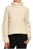 Brochu Walker - Women's Loudres Turtleneck Sweater - Tarim Melange