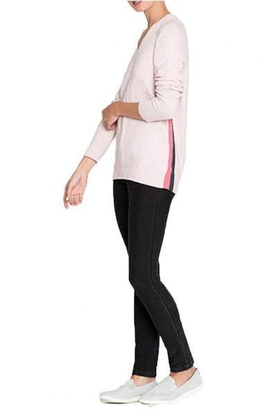 Nic+Zoe - Women's Sneak Peak Top - Soft Blush