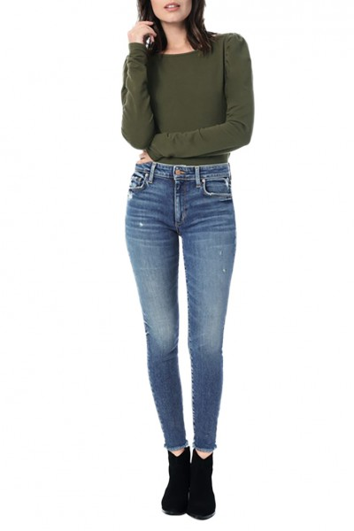 Joe's - Women's Charlie High Rise Skinny Ankle Jean - Georgina