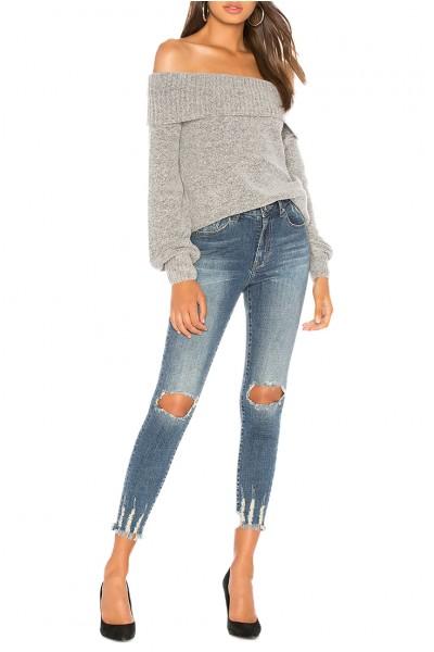 One Teaspoon - Women's Freebirds Skinny Jean - Oxford