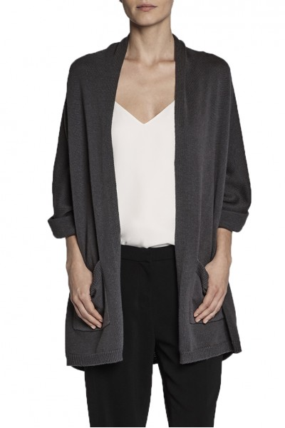 Brochu Walker - SP19B - Moro Cardigan - Otter